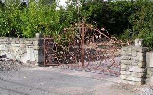 john-hogan-hand-forged-ironwork-georgian-art-nouveau-gates-blacksmith-mayo-ireland-gates.17