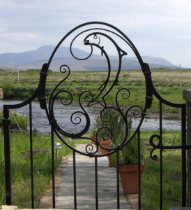 john-hogan-hand-forged-ironwork-georgian-art-nouveau-gates-blacksmith-mayo-ireland-gates.3