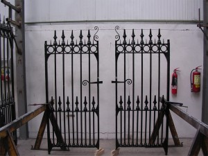john-hogan-hand-forged-ironwork-georgian-art-nouveau-gates-blacksmith-mayo-ireland-restoration-32
