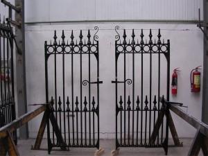 john-hogan-hand-forged-ironwork-georgian-art-nouveau-gates-blacksmith-mayo-ireland-restoration-32