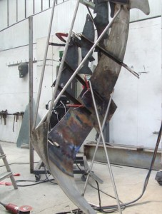john-hogan-hand-forged-ironwork-georgian-art-nouveau-gates-blacksmith-mayo-ireland-salmon2