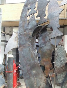 john-hogan-hand-forged-ironwork-georgian-art-nouveau-gates-blacksmith-mayo-ireland-salmon4