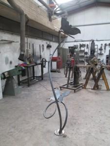 john-hogan-hand-forged-ironwork-georgian-art-nouveau-gates-blacksmith-mayo-ireland-workshop12